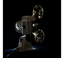 Bell & Howell 8mm Projector Photographic Print