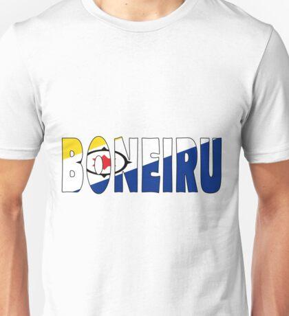 Bonaire - Boneiru Unisex T-Shirt