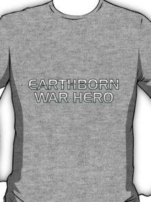Mass Effect Origins - Earthborn War Hero T-Shirt