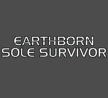 Mass Effect Origins - Earthborn Sole Survivor by Joshua Bell