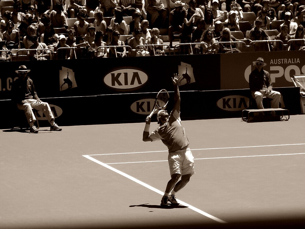 Serve by N Chester