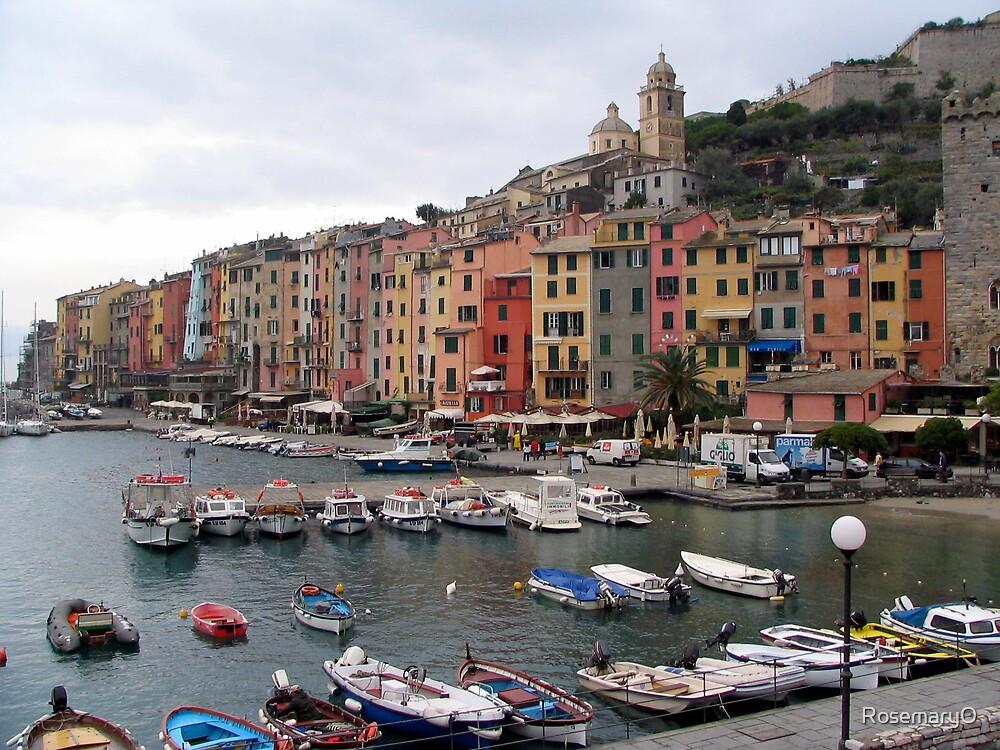 Portovenere, Cinque Terre by RosemaryO