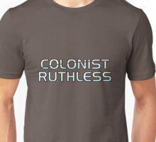 Mass Effect Origins - Colonist Ruthless Unisex T-Shirt