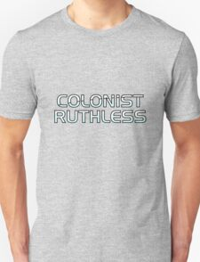 Mass Effect Origins - Colonist Ruthless T-Shirt