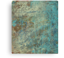 Midnight Painting IV Canvas Print