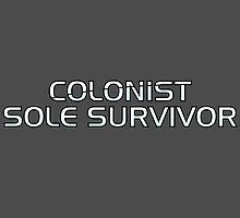 Mass Effect Origins - Colonist Sole Survivor by Joshua Bell