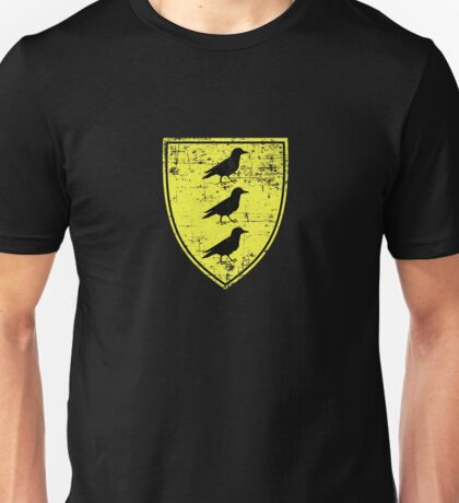 Borch Three Jackdaws Coat of Arms - Witcher Unisex T-Shirt