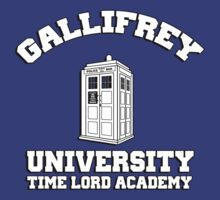 Gallifrey university time lord academy by bakery