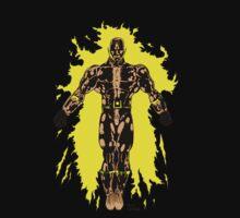 Flame- Man on Fire T-Shirt
