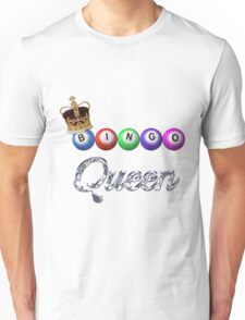Bingo Queen Diamond 3B Unisex T-Shirt