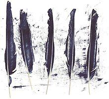 Five Ravens by Sybille Sterk