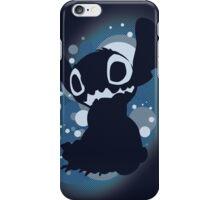 Stitch bubble iPhone Case/Skin
