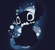 Stitch bubble by DonMazzi