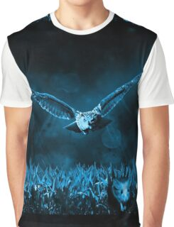 owl in the night  Graphic T-Shirt