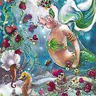 Amazing Sea of Hearts by Robin Pushe'e