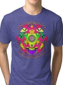 psymantraz Tri-blend T-Shirt