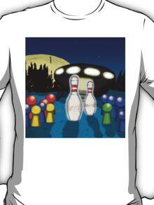 Alien intruders T-Shirt