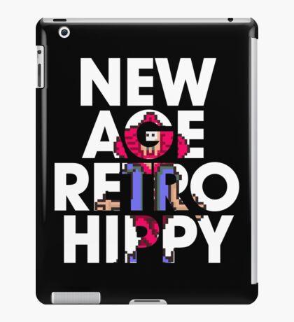 New Age Retro Hippy iPad Case/Skin