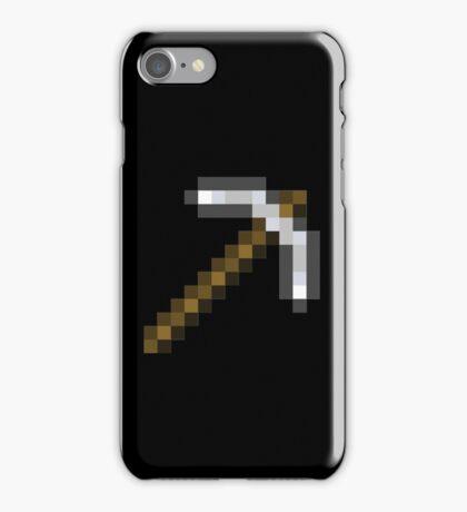 Iron Pickaxe iPhone Case/Skin