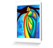 Spirit of Forgiveness Greeting Card