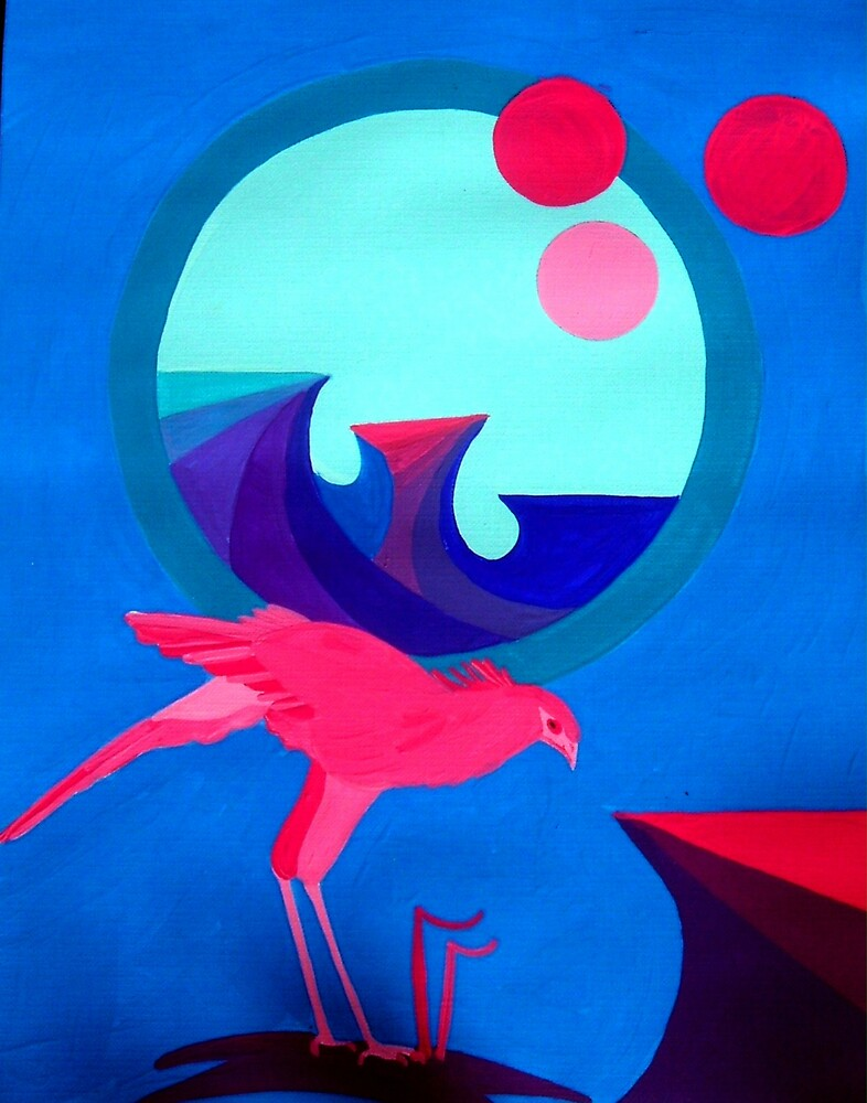Far Away 3 by Jamie Winter-Schira