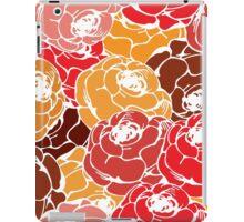 Vintage rose pattern iPad Case/Skin