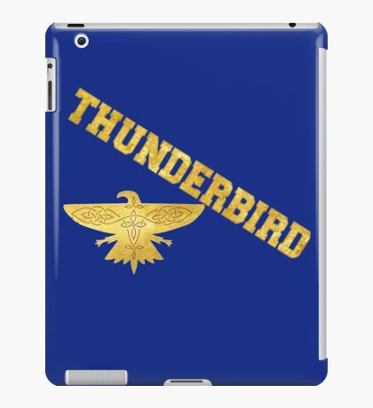 Thunderbird iPad Case/Skin
