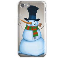 Snowman iPhone Case/Skin