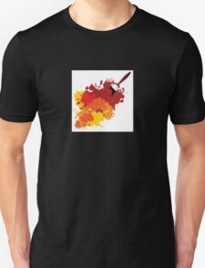 Paint splat Unisex T-Shirt