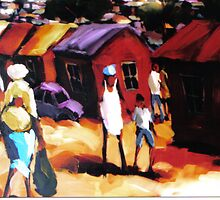 Township by Themba