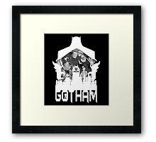 Gotham V2 Framed Print