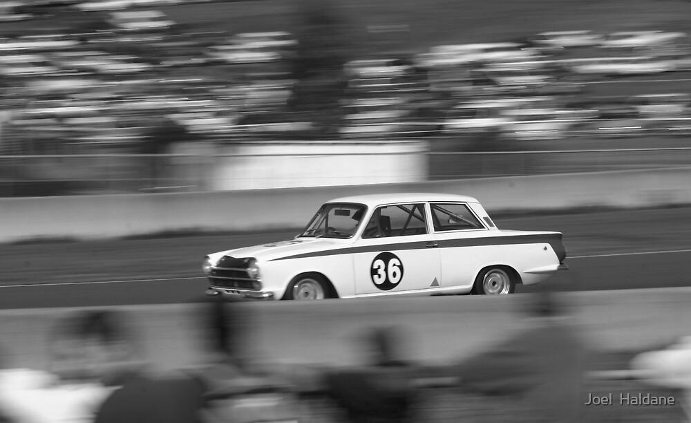 Cortina by Joel  Haldane