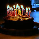 Happy Birthday Cake by Sarah Marks