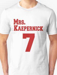 Mrs. Kaepernick T-Shirt
