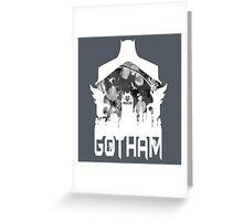 Gotham V2 Greeting Card