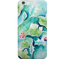 HOLLY AND IVY WINTER iPhone Case/Skin