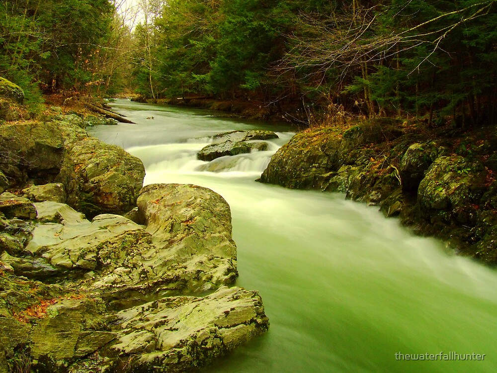 Emerald Creek by thewaterfallhunter