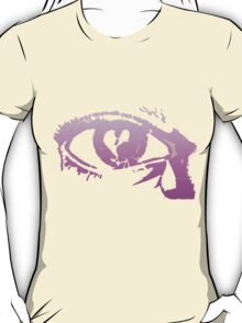Eye Cry [Violet] T-Shirt