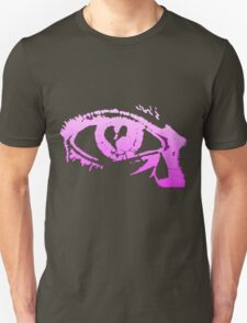 Eye Cry [Violet] Unisex T-Shirt