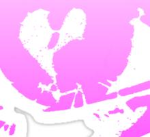 Eye Cry [Violet] Sticker