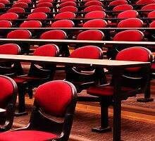 Lecture Seating by soloing