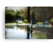 Inception Spinning Top Canvas Print