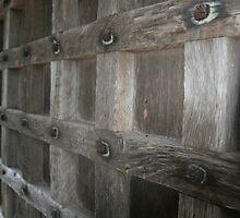 Doorway to....... by Justine Humphries
