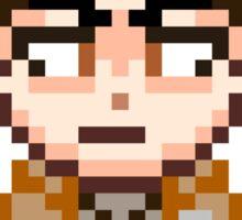 Attack on Titan - Jean Kirstein Pixel Sprite - Chibi Sticker