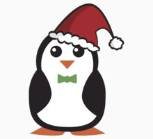 Christmas Penguins Kids Tee