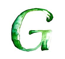 Alphabet G by bridgetdav
