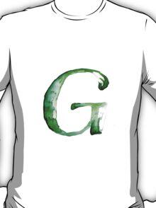 Alphabet G T-Shirt