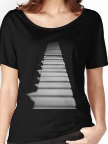 Off Key Women's Relaxed Fit T-Shirt