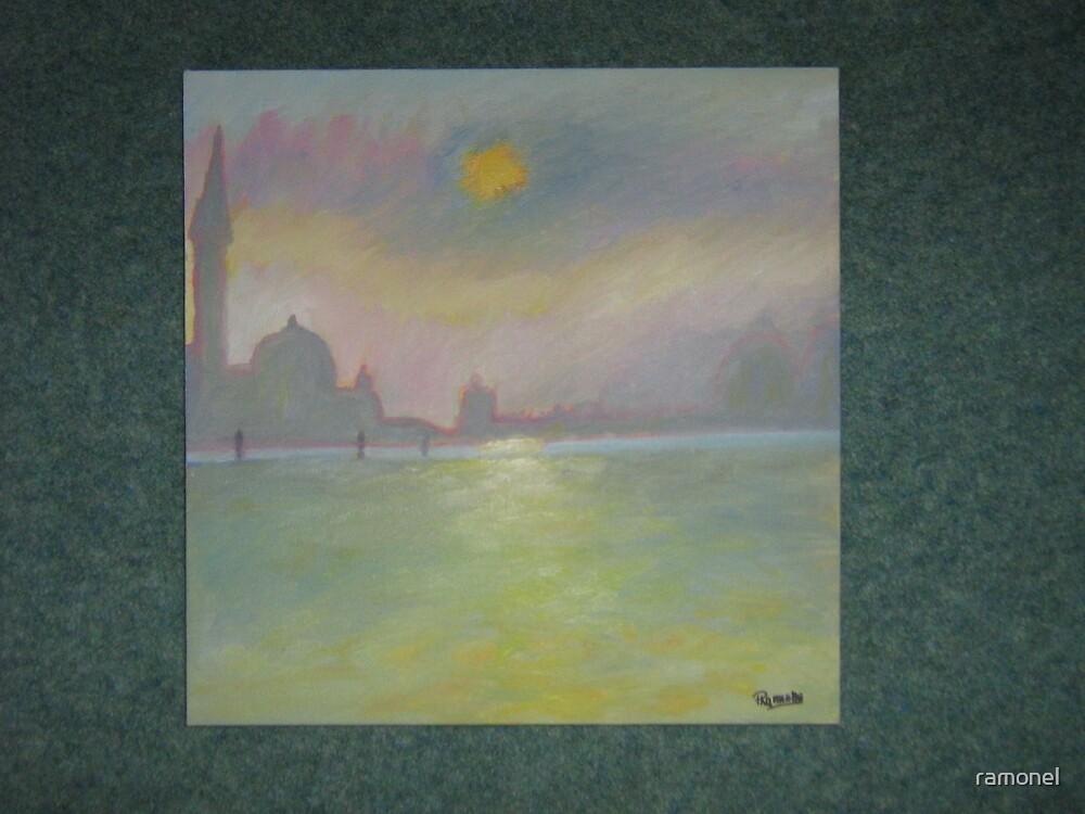 Venice, evening by ramonel