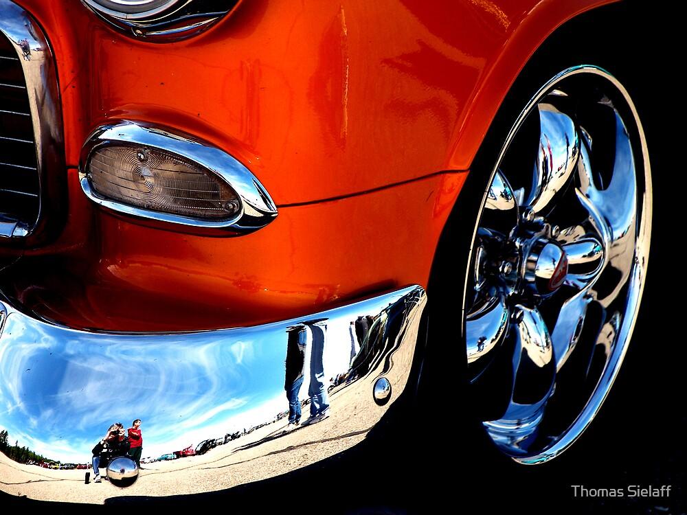 Muscle Car 3 by Thomas Sielaff